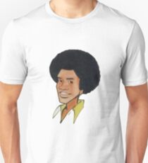 J-5 CARTOON: JACKIE (FACE) Unisex T-Shirt