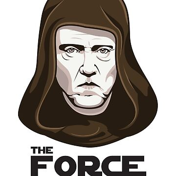 Christopher Walken - The Force Awalkens by FacesOfAwesome