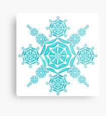 Snowflake and Proud Metal Print