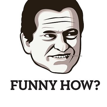"Joe Pesci - ""Funny How"" T-Shirt by FacesOfAwesome"