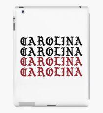 carolina carolina carolina carolina iPad Case/Skin