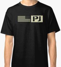 Pararescue (PJ) Black Flag Classic T-Shirt