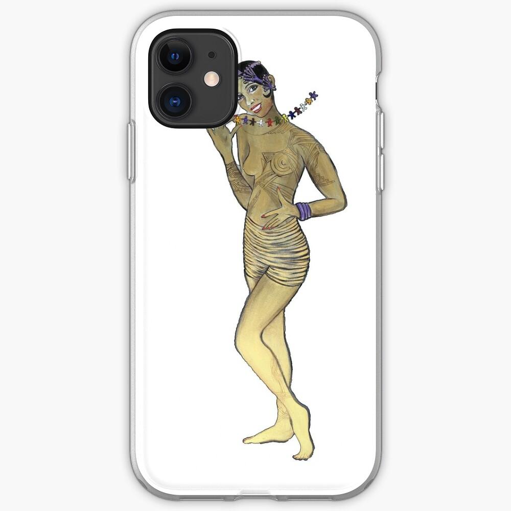 Josephine Baker Rainbow Tribe iPhone Case & Cover