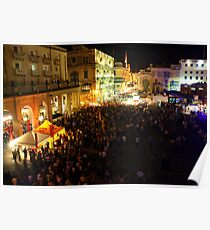 Notte Bianca  Poster