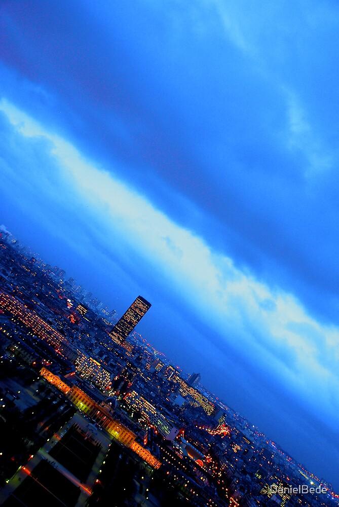 Paris by DanielBede