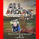 All Around Us - Inside the Life of Seth Michael Film Poster by ALLAROUNDUS