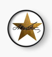 Hamilton Star  Clock