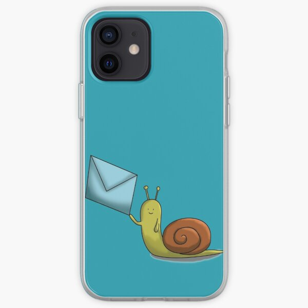 Snail Mail iPhone Soft Case