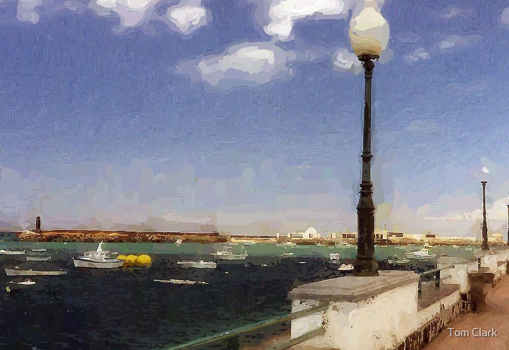 Promenade by Tom Clark