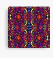 kaleidoscope-6 Canvas Print