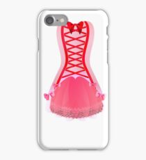 Corset Dress iPhone Case/Skin