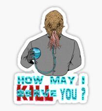 OOD Servant Sticker