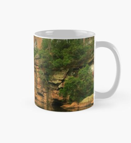 Reflections In The Valley Of The Kangaroo Mug