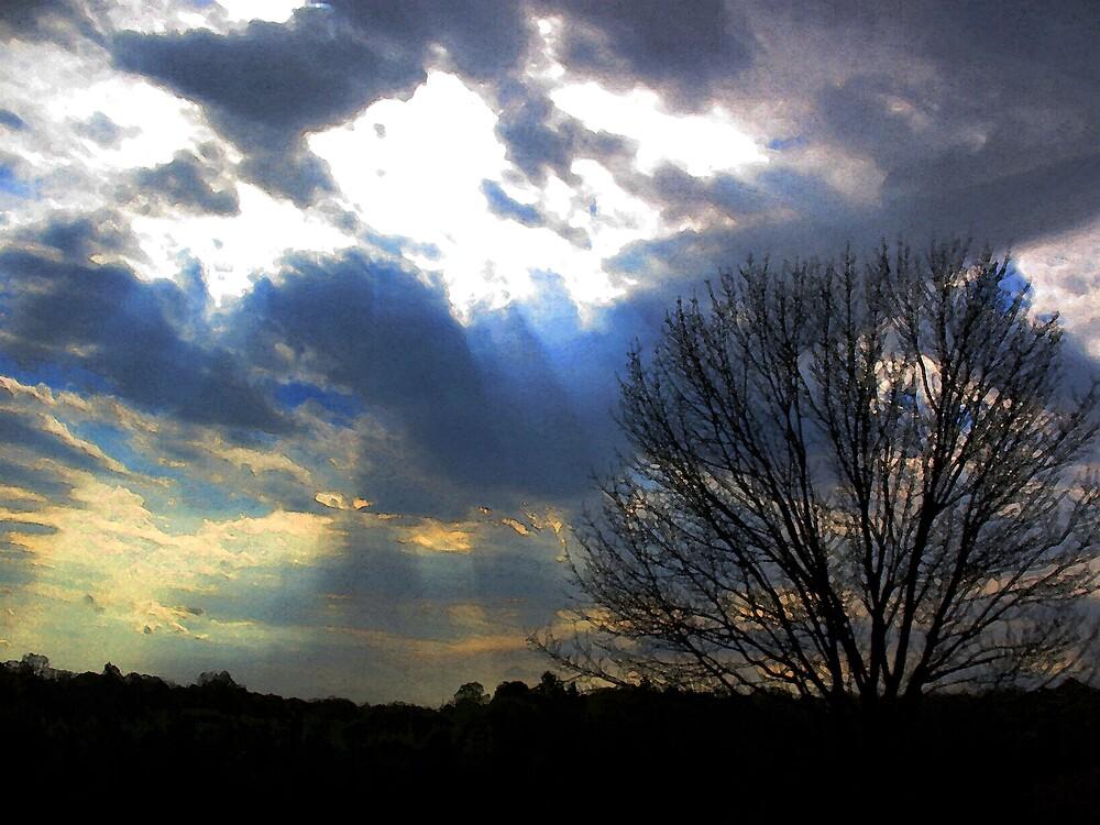 Sunrays by nikspix