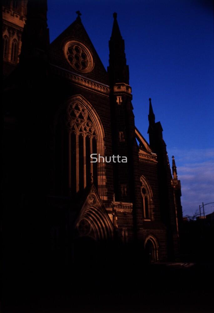 St Andews Church by Shutta