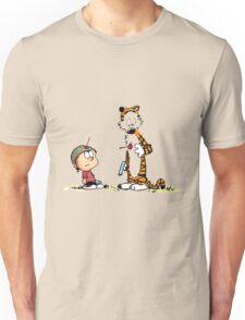 Calvin and Hobbes - Dart Gun  Unisex T-Shirt
