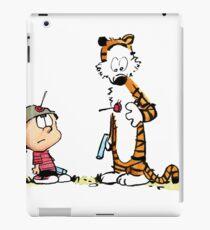 Calvin and Hobbes - Dart Gun  iPad Case/Skin