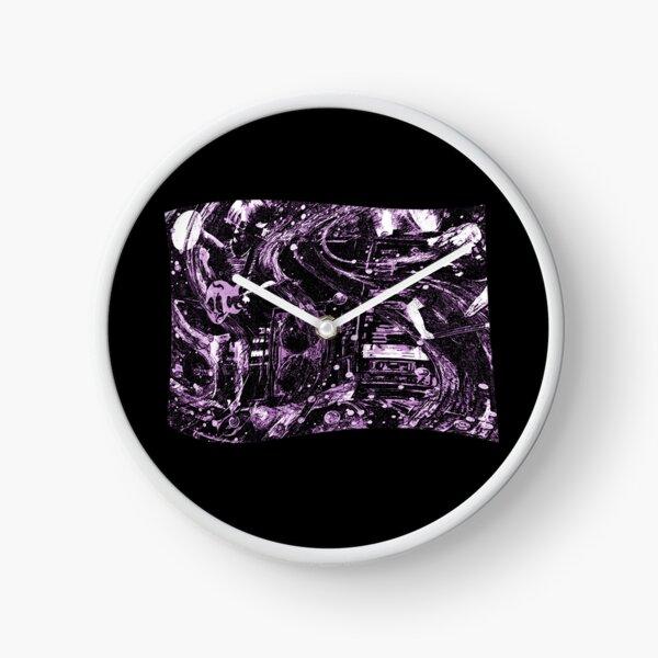 I Can Make You Slip - Design 2 Clock