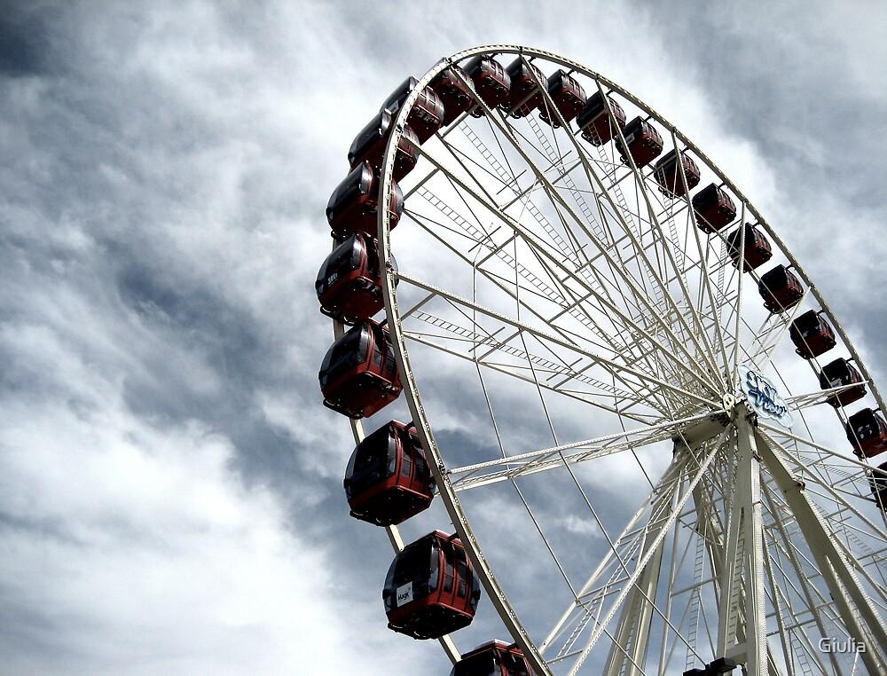 Ferris Wheel by Giulia