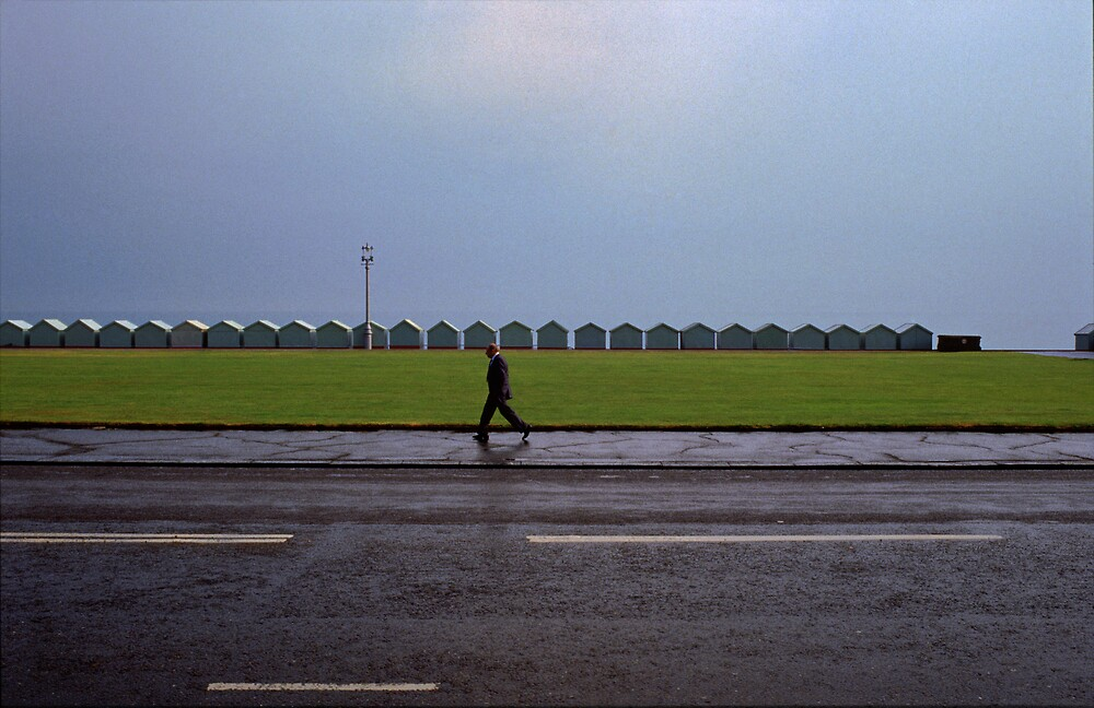 After rain on Brighton Seafront by laurencedodd