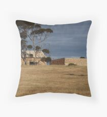 Monarto Throw Pillow
