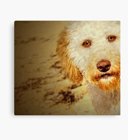 Best Friend Canvas Print