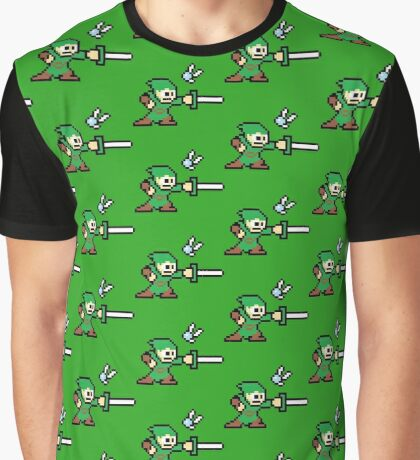 Mega Link Graphic T-Shirt