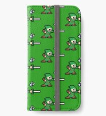 Mega Link iPhone Wallet/Case/Skin