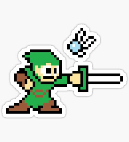 Mega Link Sticker