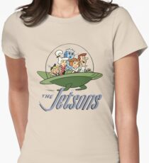 The Jetsons  Womens Fitted T-Shirt