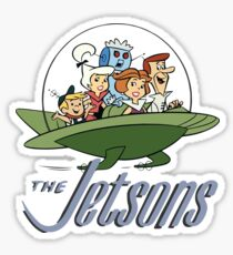 The Jetsons  Sticker