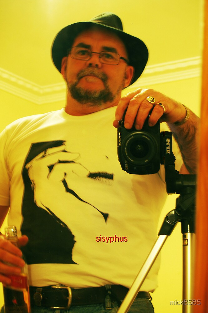 """ sisyphus"" by mick8585"