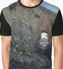 Jesus Through The Eye Of The Storm Graphic T-Shirt