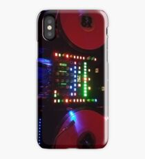 turntables iPhone Case/Skin