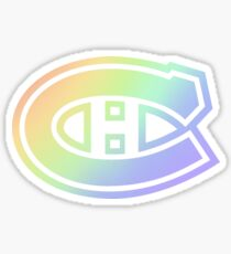 Montreal Canadiens Pride Sticker