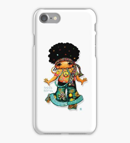 Miss Bling iPhone Case/Skin