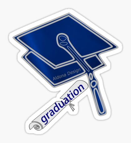 Graduation : Congratulations!  (7660  Views) Sticker