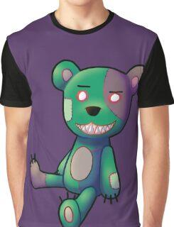 Creepy Teddy Graphic T-Shirt