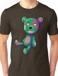 Creepy Teddy Unisex T-Shirt