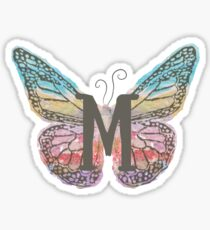 Bewildering Butterfly - Flying M Sticker
