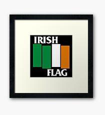 Irish Flag Framed Print
