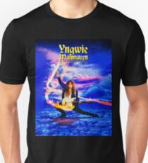 yngwie malmsteen fire and ice tour odry2 Unisex T-Shirt