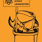 March for Science  Launceston – Shark, black by sciencemarchau