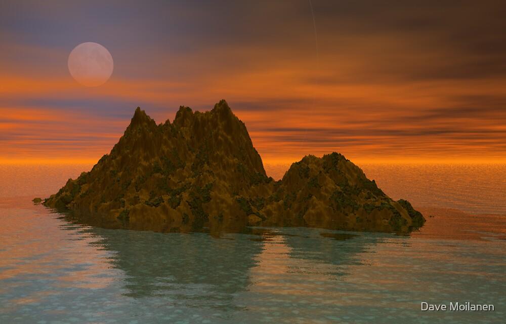 An Island Never Cries by Dave Moilanen