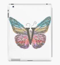 Bewildering Butterfly - Flying V iPad Case/Skin