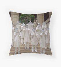 The Contemporaries Throw Pillow