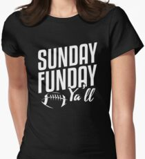 Sunday Funday Y'all T-Shirt