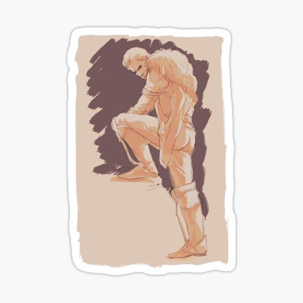 Cullen - sketch #2 Sticker
