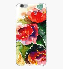Luxurious flowers iPhone Case