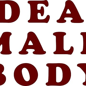 IDEAL MALE BODY by JASONCRYER